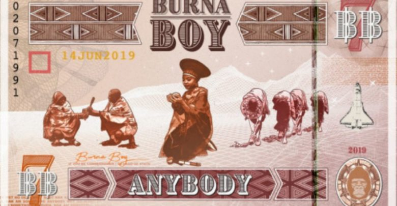 Burna Boy Anybody download