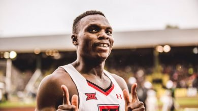 Photo of Divine Oduduru: He is now the second fastest African