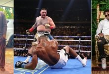 Photo of Anthony Joshua has been training with chubby boxers ahead of clash with Andy Ruiz – Promoter Eddie Hearn