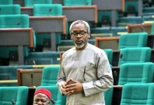 Femi Gbajabiamila speaker of the 9th National Assembly house of representatives