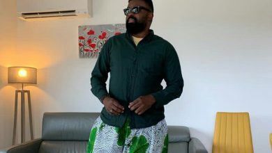 Photo of Aremu Afolayan hints silent tussle between him and his brother, Kunle Afolayan