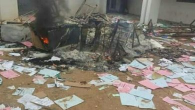 Photo of Osun State Polytechnic shutdown indefinitely after students burned down  medical center