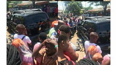 Photo of New car learner abandons car, flees after killing someone in Satellite, Lagos (Photos)