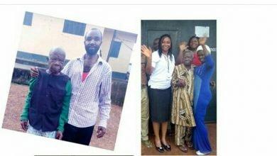 Photo of Okorocha sets Nigeria's oldest prisoner free