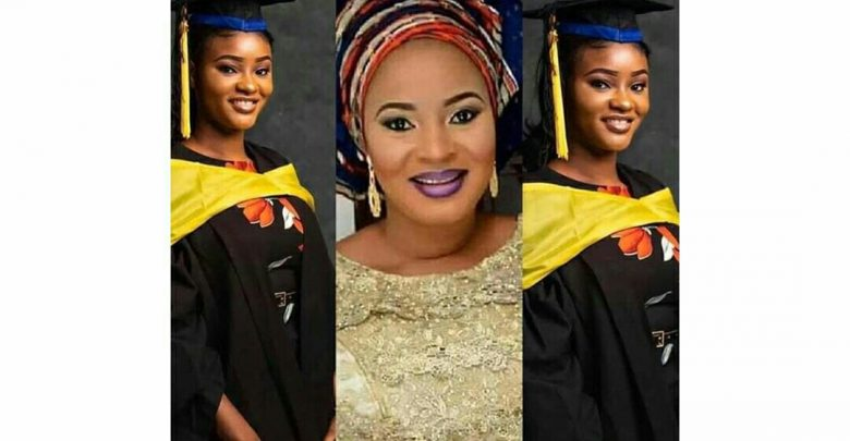 'Nollywood is full of fake love, eye service' – Sam Omiyitan reacts to Moji Olaiya's daughter's graduation