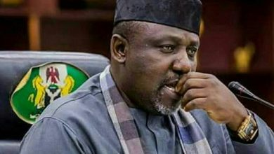 Photo of INEC has not issued me certificate of return – Okorocha cries out