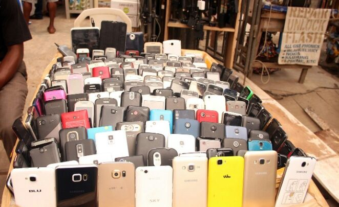 'Buy stolen phone and get 7 years imprisonment' – Lagos Police
