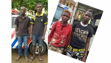 Photo of How traffic robbers now swallow wedding rings to avoid arrest (Photos)
