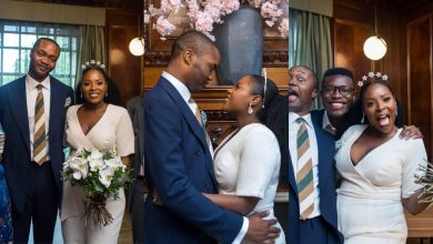 Photo of Mo Abudu's daughter weds in London court (photos)
