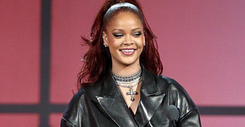 Rihanna at 2019 BET Awards