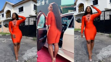 Photo of Cee-C gets new Mercedes Benz as gift (video)