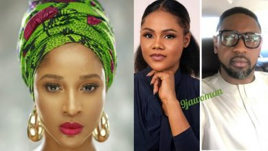 "Photo of ""PastorStepDown"" – Adesua Etomi, other celebrities urge Coza pastor, Biodun Fatoyinbo"