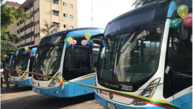 Photo of 615 buses, 14 ferries! Lagos provides solution for Okada/Keke ban