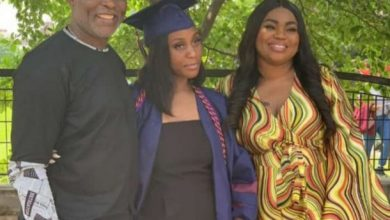 Photo of RMD & Jumobi celebrate as Daughter graduates from High School (photos)