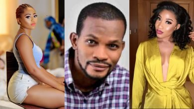 Regina Daniels is good wife material unlike you – Uche Maduagwu to Tonto