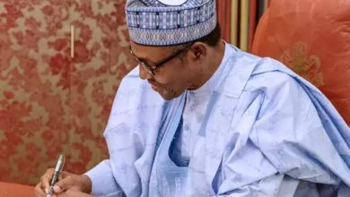 Photo of Buhari approves state and local government police