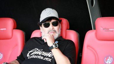 Photo of Maradona wants manager job at Manchester United