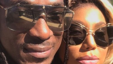Photo of Tamar Braxton's Nigerian boyfriend says he had the choice to abuse her