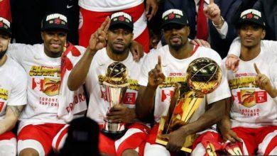 Photo of How Saraki and Oluwo of Iwo reacted to Toronto Raptors NBA title