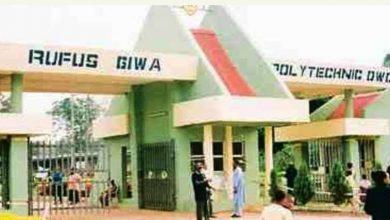 Photo of Rufus Giwa Polytechnic shut down indefinitely