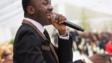 Photo of Voice telling you to challenge your husband is from spiritual husband – Apostle Suleman