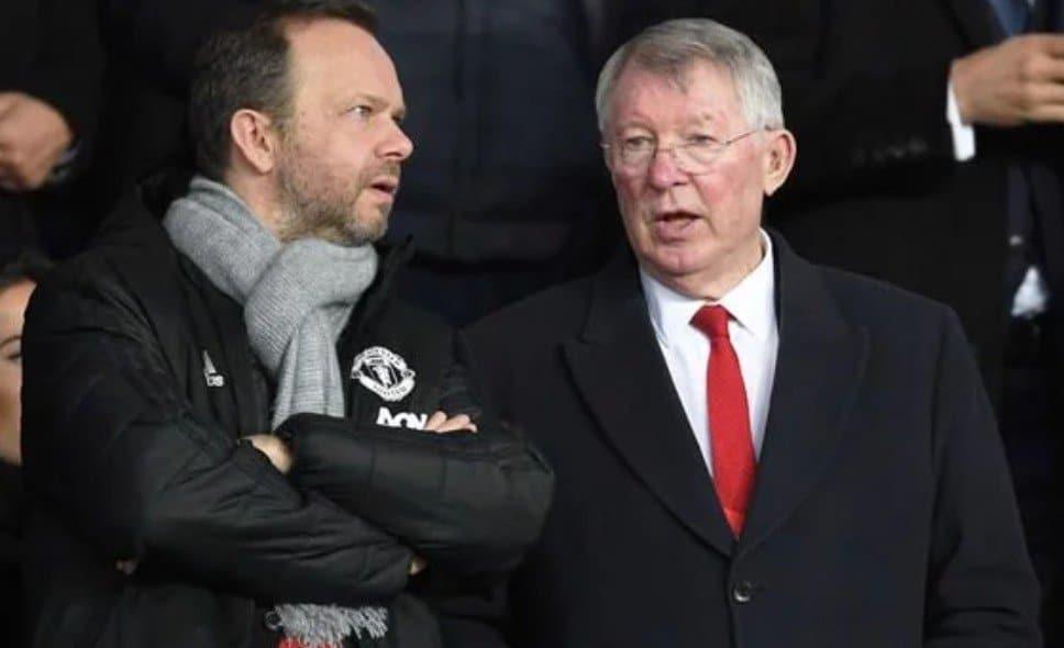 Ed Woodward - Sir Alex Ferguson