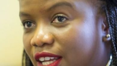 Photo of South African Lawmaker reveals what she did to man who racially abused her