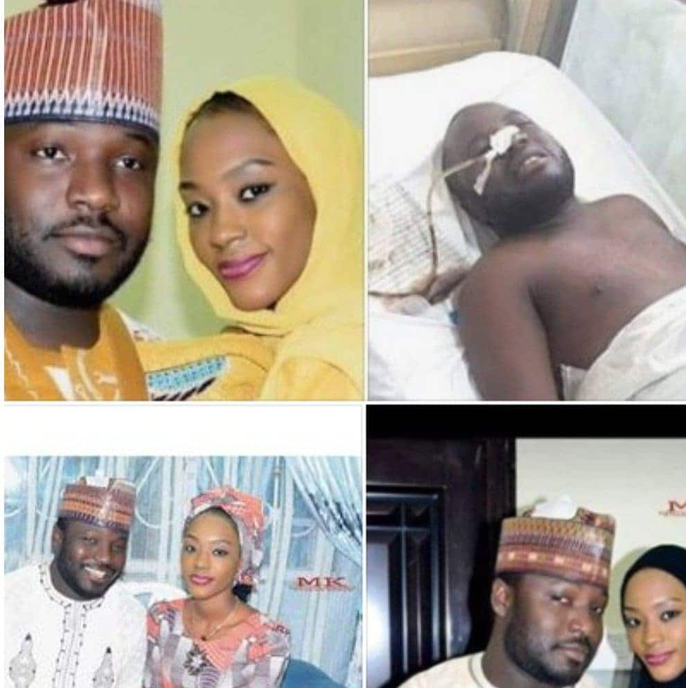 Man who was stabbed by his wife narrates his own side of the story