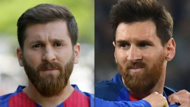 Photo of Meet Iranian man accused of sleeping with 23 women by pretending to be Messi