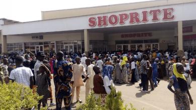 Photo of Drama at Shoprite Ilorin over Ramadan celebration