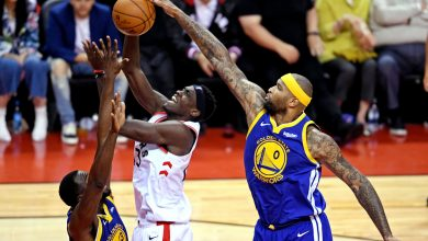 Photo of Basketball: Toronto Raptors vs Golden State Warriors 104-109 (HIGHLIGHTS)