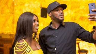 Photo of Instagram troll calls 2face 21st century Abraham, Annie fires back!