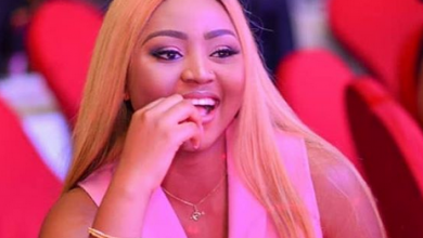 Photo of Regina Daniels hangs out with her step kids (photos)