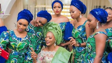 Photo of Moments from TV Presenter Adeaga Bukunmi's wedding Introduction #meetmyyang