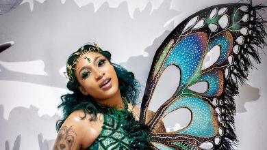 Photo of Tonto Dikeh attacked by witches