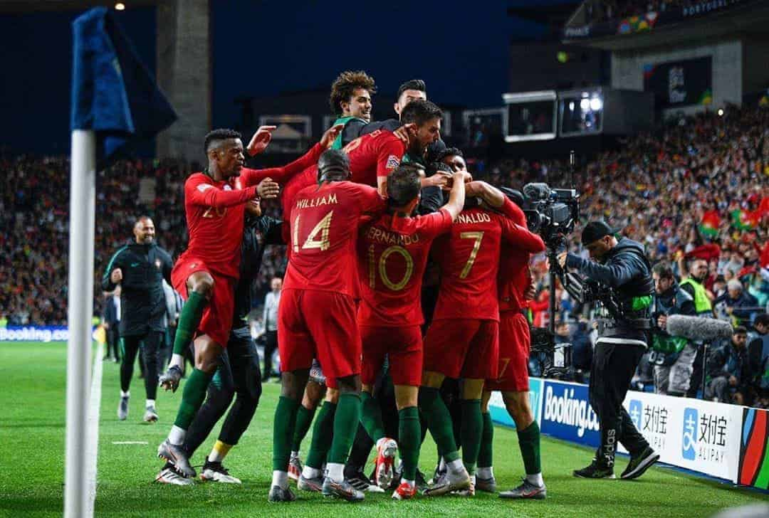 Schweiz Vs Portugal