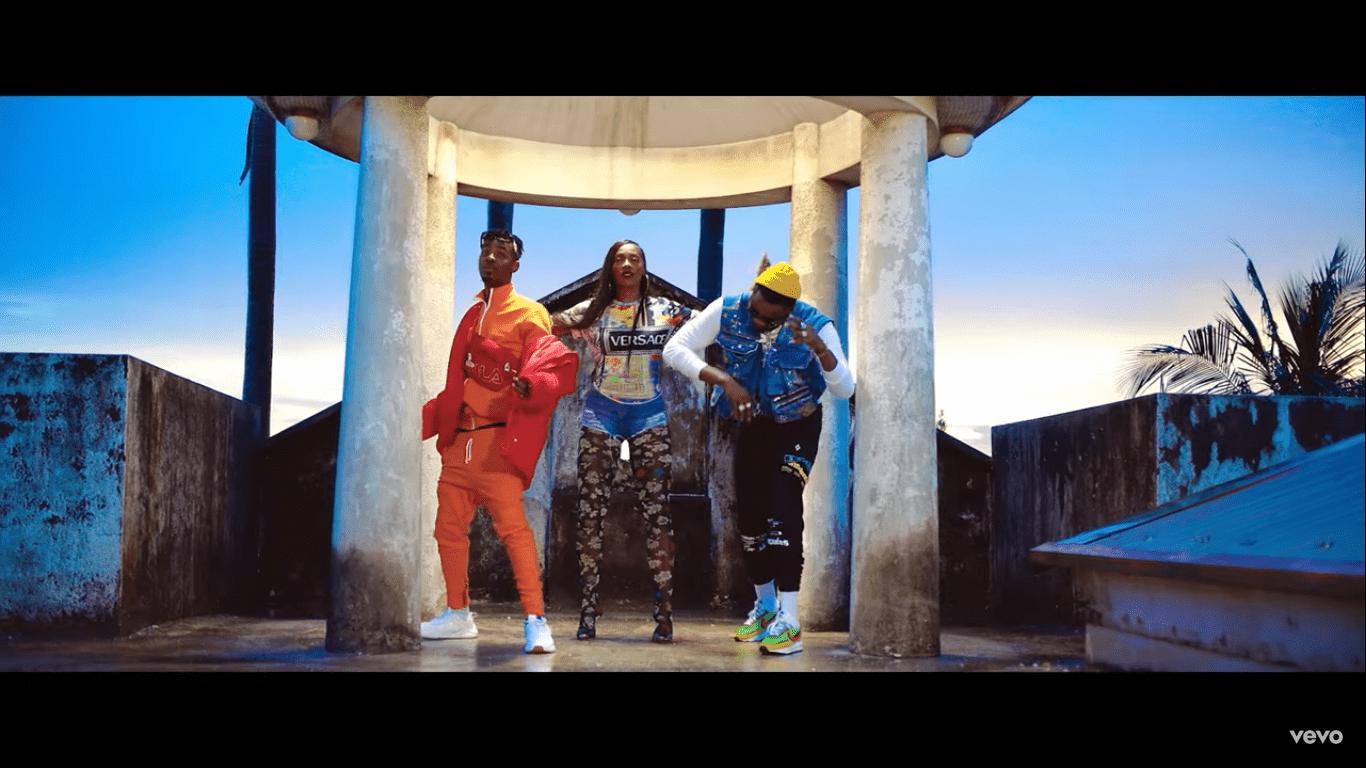 DOWNLOAD VIDEO: Young John - Ello Baby ft  Tiwa Savage, Kizz Daniel