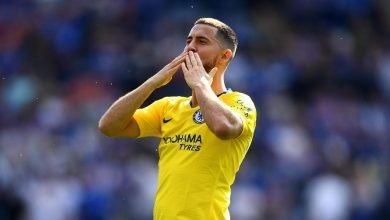 What Eden Hazard said to his 'Chelsea friends and family' as he joins Real Madrid