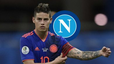 Photo of Real Madrid star joins Napoli