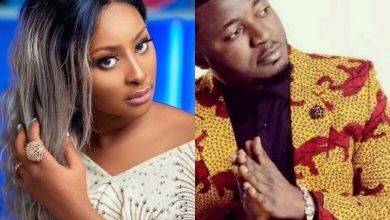Photo of MC Galaxy shares another n3de video of Etinosa to prove she was never drunk
