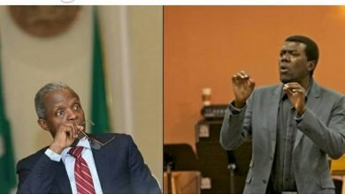 "Photo of ""You're a pastor, stop lying""  – Omokri slams Vice-President, Osinbajo"