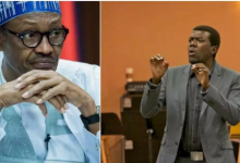 Photo of Leah Sharibu: Omokri goes on his kness, begs Buhari to negotiate with Boko Haram