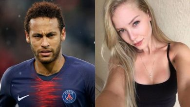Photo of Footage of Neymar being hit by woman who accused him of rape