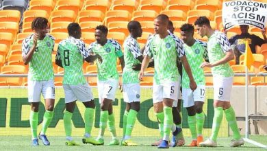 Photo of AFCON 2019: Super Eagles players fall sick ahead of opener