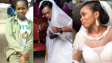 Photo of Heartbreaking story of corps member that died 8 months after marrying love of her life (photos)