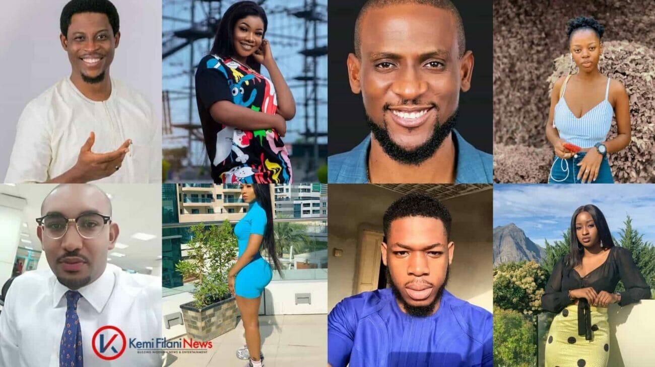 2019 Big Brother Naija Housemates