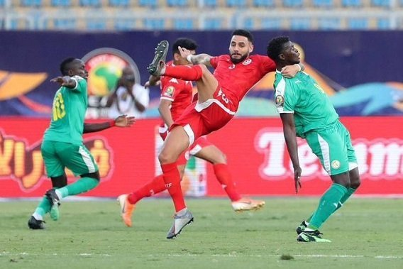 AFCON 2019: Senegal Defeats Tunisia to make it to finals