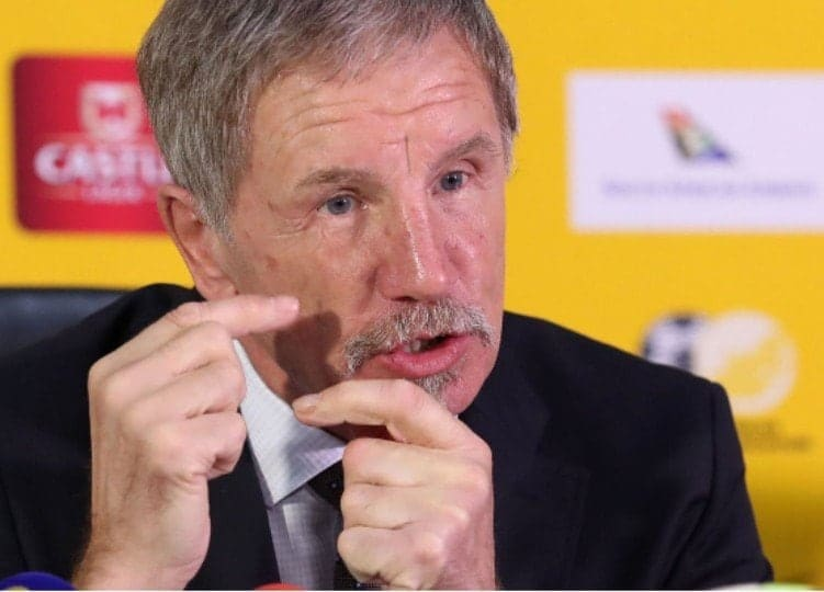 South Africa Stuart Baxter