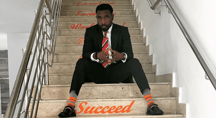 Rape Allegation: Timi Dakolo reenact to CAN officials visit to COZA