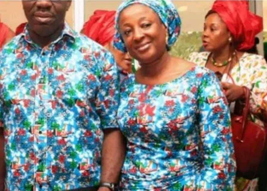 Obaseki's wife